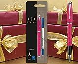 Parker Urban Tintenroller, Fashion Pink Chrome Trim