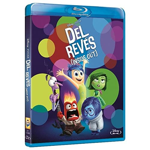 Del Revés (Inside Out) [Blu-ray] 11