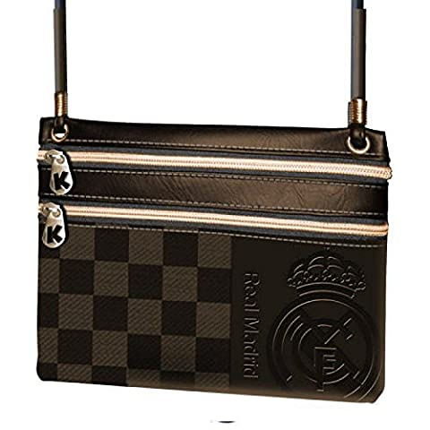 Bandolera Real Madrid Elegance action mini