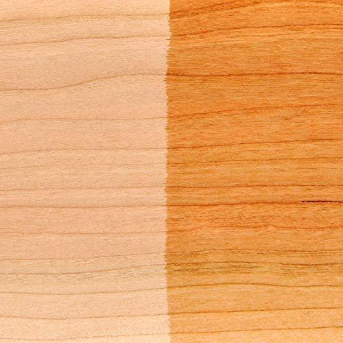 2 St/ück FEINSCHNITTkreativ Massivholz Ahorn 450 x 150 x 10 mm