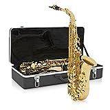Altsaxophon von Gear4music hellgold