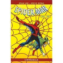 Spider-Man : L'Intégrale, tome 1 : 1962-1963