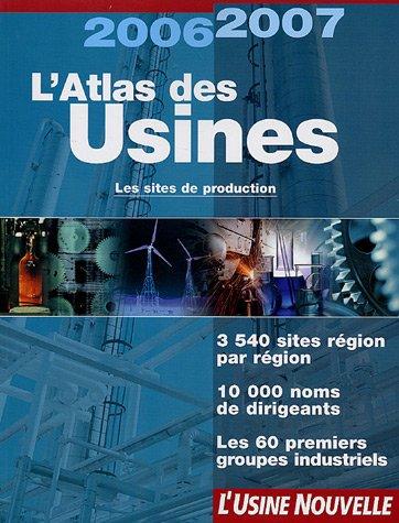 L'Atlas des usines