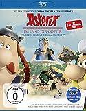 Asterix im Land der Götter  (inkl. 2D-Version) 3D Blu-ray