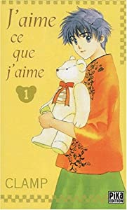 J'aime ce que j'aime Edition simple Tome 1