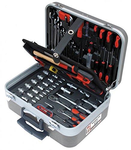 HOLZMANN-MASCHINEN Werkzeugkoffer WZK 132CrV