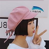 Wenxin0815 Künstlerin Winter Hat Achteckige Mütze Hut Newsboy Cap Schirmmütze