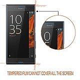 Sony Xperia XZ Panzerglas , Repou 9H Hartglas Glasfolie Sony Xperia XZ Tempered Glass Folie Bild 2