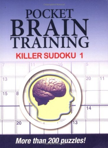 Pocket Brain Training: Killer Sudoku 1 by