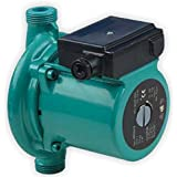 STARQ (ISO Certified) Shower joy 245W UPA 120-180, LPD 120 Inline Booster Pressure (Circulating) Centrifugal Water Pump (0.326 HP) Suitable for Bathroom Fittings, Shower, Washing Machine, CNC Machines.