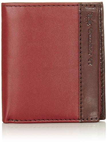 la-martina-092-rio-almagro-porta-carte-di-credito-rosso-scuro