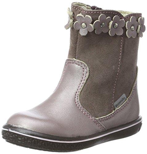 RICOSTA Mädchen Sanji Hohe Sneaker, Azalee, 00028 EU