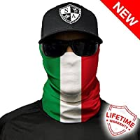 A.S.98 SA Company Unisex Italienische Flagge Kappen, Mehrfarbig, one Size