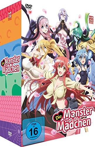 Die Monster Mädchen, Vol. 1 (+ Sammelschuber) [Limited Edition]