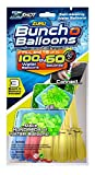 Zuru Bunch O Balloons, 3 different colors, Fill in 60 Seconds, 100 Total Water Balloons by Zuru