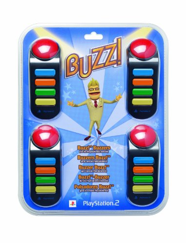BUZZ! Buzzer (mit Kabel)