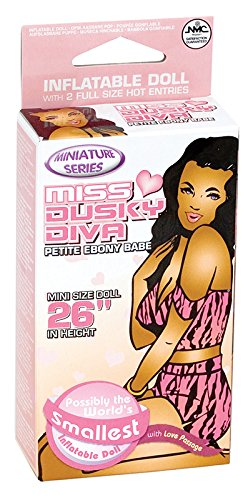 NMC 66cm Flesh Miss Dusky Diva Mini Love Doll