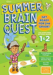 Summer Brain Quest: Between Grades 1 &am