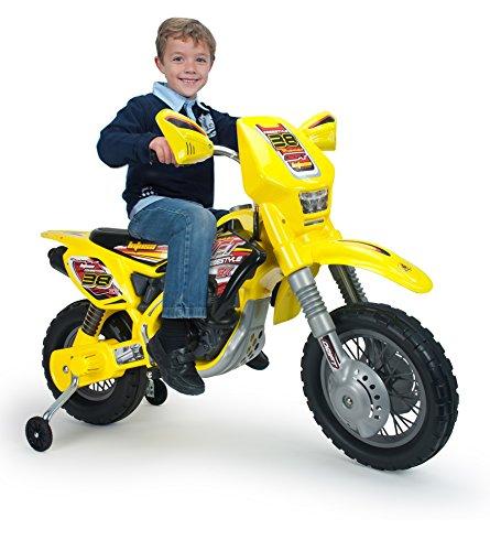 #Injusa 0720312 – CrossMotor Thunder 12 V, Elektrofahrzeuge#