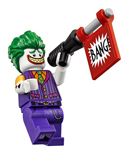 Lego Batman Coche de The Joker (70906)