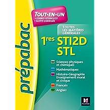 PREPABAC - Toutes les matières - 1res STI2D - STL - Nº12