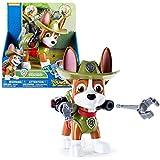 Paw Patrol - Patrulla Canina - Selección XL Deluxe Figura - Personajes del Juego, Maja:Jungle Tracker