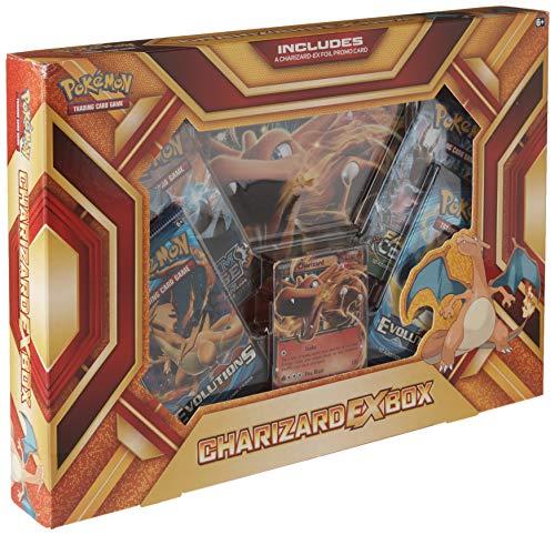 Pokemon TCG Charizard EX Box 2016 Fire Blast