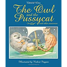 Owl and the Pussycat (Templar Classics: Ingpen) by Edward Lear (2012-04-01)