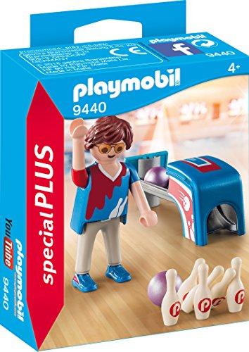 Playmobil- Jugador de Bolos Juguete