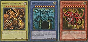 Yugioh Götterkarten