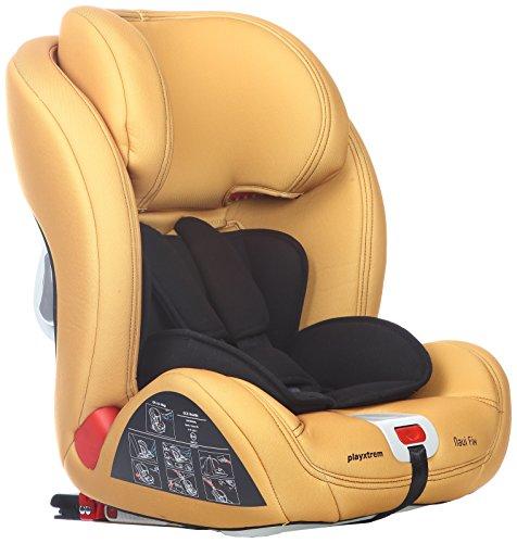 Preisvergleich Produktbild Auto-Kindersitz Navi Fix playxtrem–Senf