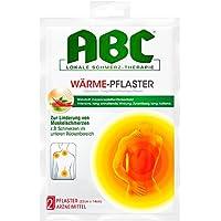 ABC Wärme-Pflaster Capsicum, 2 St. preisvergleich bei billige-tabletten.eu