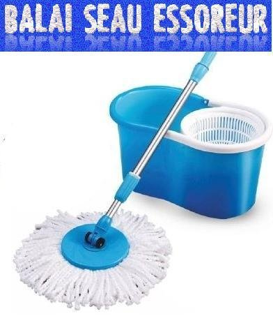 Balais serpill re - Balai serpillere twist mop essorage magique ...