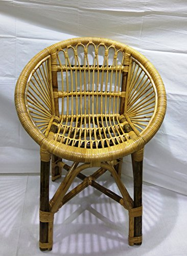 Cane World Styllish Cane Chair