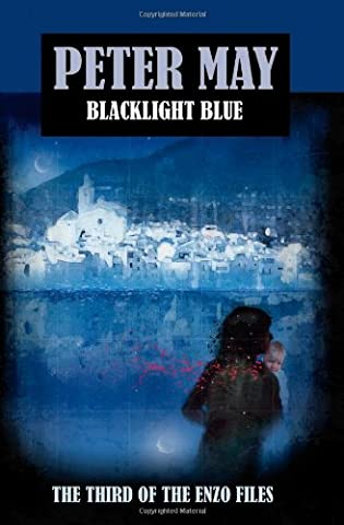 Blacklight Blue: An Enzo File (Enzo (Blacklight Pen)