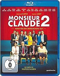 Monsieur Claude 2 [Blu-ray]