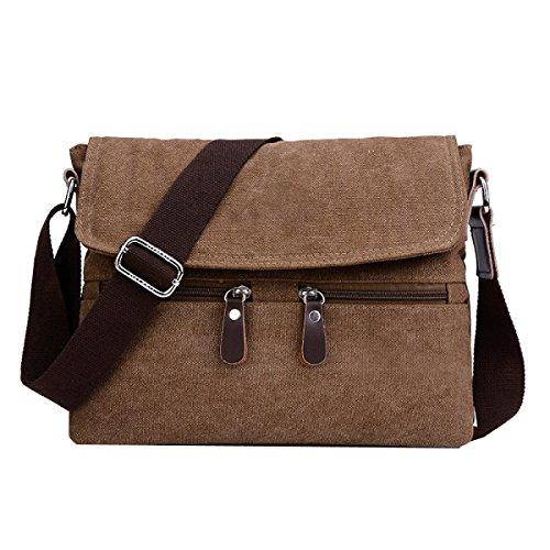 LAIDAYE épaule Diagonale Business Backpack Affaires Les Loisirs Polyvalent Sac à Dos Voyage