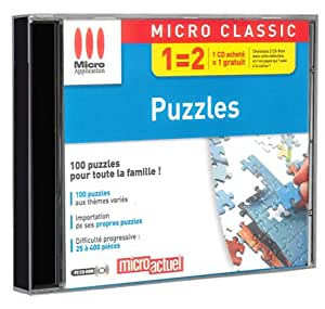 Micro Application - Puzzles