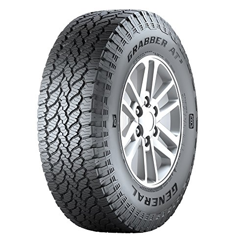 General Tire GRABBER AT3 - 255/70 R15 112T XL - E/E/73 - Ganzjahresreifen (SUV & 4X4) (General Grabber R15)
