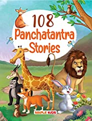 108 Panchatantra Stories (Illustrated) for children