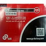Batería GS YTX14-BS para BMW F 800GT 2013–> 12V 12Ah con ácido