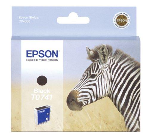 Epson T0741 Cartouche d'encre d'origine Noir