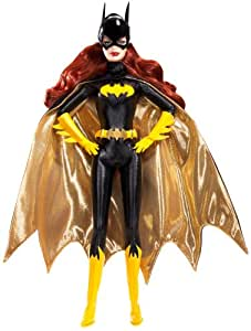 Barbie Batgirl Dc Superheroes Collector Barbie Doll