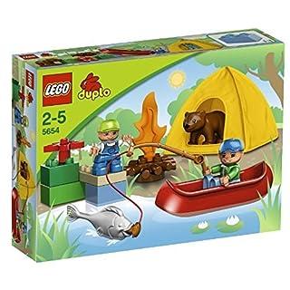 LEGO - 5654 - Jeu de Construction - DUPLO LEGOVille - La Partie de Pêche (B002KCNUIU) | Amazon price tracker / tracking, Amazon price history charts, Amazon price watches, Amazon price drop alerts