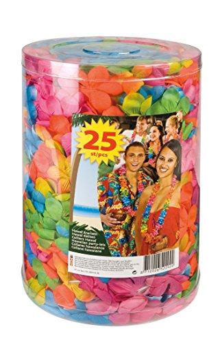 Boland-52292-25-collares-de-Hawai-Lei-Multicolor