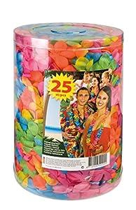 Boland 52292-25 Collares de Hawai, Lei, Multicolor