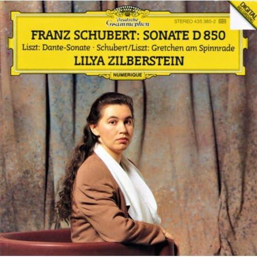 Schubert: Gretchen am Spinnrade, D.118 - Transcription:. Franz Liszt: Searle 558 No.8
