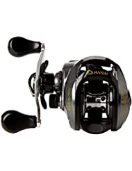 Quantum Rollen Multirollen Baitcaster Vantex 101 S LH Baitcast - Carrete de pesca baitcasting, color multicolor