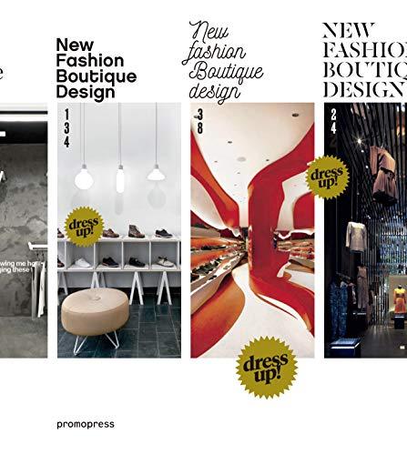 New Fashion Boutique Design: Dress Up! (Promopress)