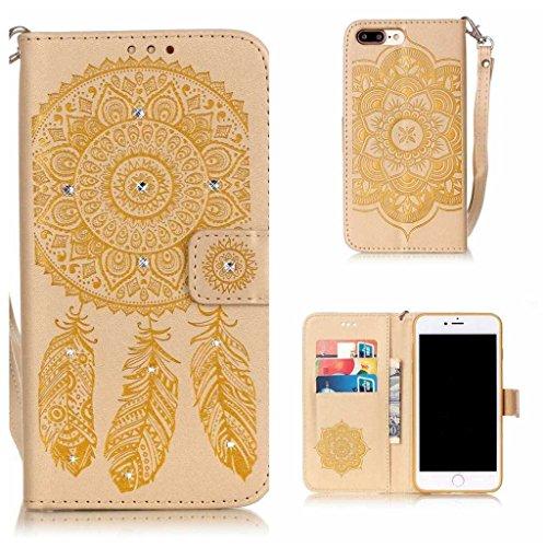 iPhone 6 6s Coque [avec Gratuit Protection D'écran en Verre Trempé], BoxTii® Etui Coque Housse Premium Case Cover pour Apple iPhone 6 / iPhone 6s (#8 Noir) #5 Blond
